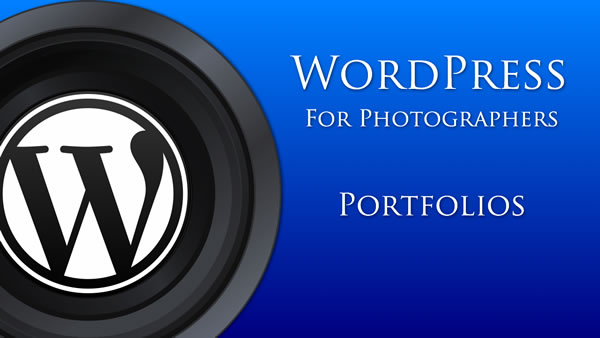 WordPress for Photographers Training Course